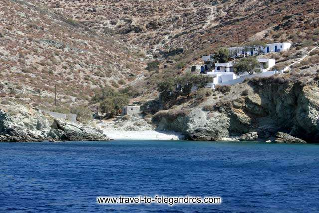 FOLEGANDROS PHOTO GALLERY - Galifos by Ioannis Matrozos