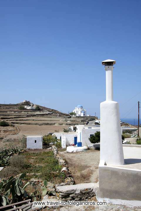 FOLEGANDROS PHOTO GALLERY - Ano Meria by Ioannis Matrozos