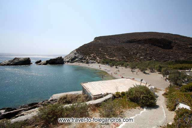 FOLEGANDROS PHOTO GALLERY - Agios Nikolaos by Ioannis Matrozos