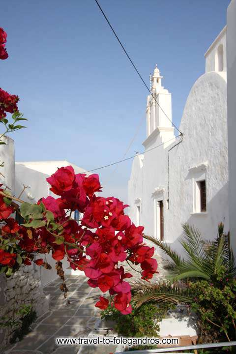 The church of Pantanassa FOLEGANDROS PHOTO GALLERY - Panttanassa by Ioannis Matrozos