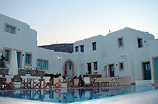 AMPELOS RESORT IN  Chora