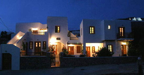 ANTHEIA HOTEL IN  Chora